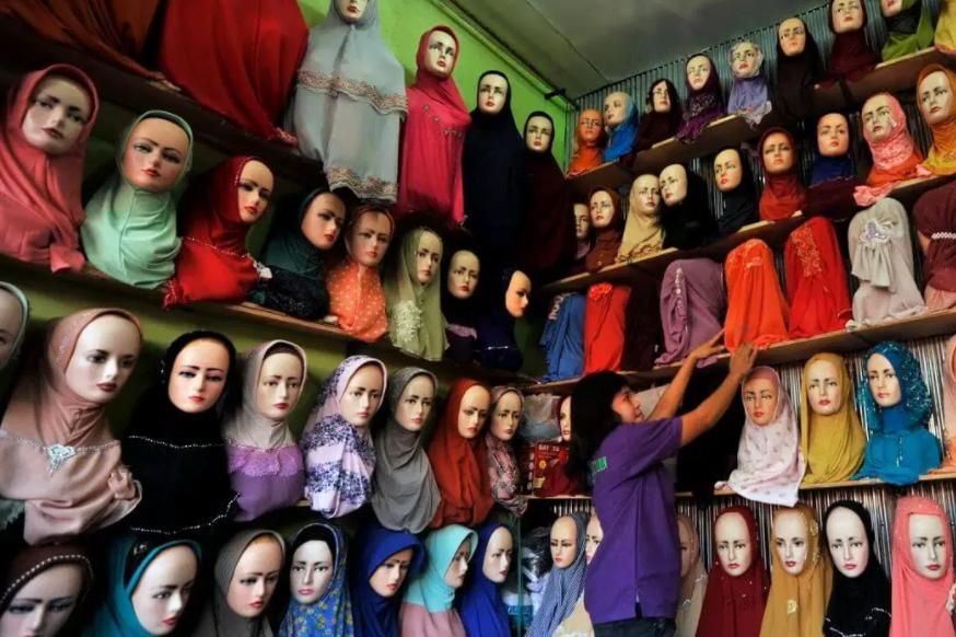 Berjualan jilbab Modal 10 Juta