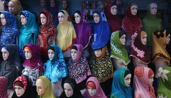Bisnis Jilbab Modal 5 Juta