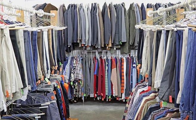 Bisnis Thrift Shop Modal 5 Juta