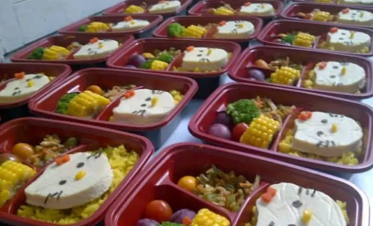Katering Makanan Sehat Modal 50 Juta