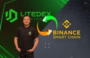 Litedex.io Optimis Hadir Dengan Fitur Swap Terdesentralisasi